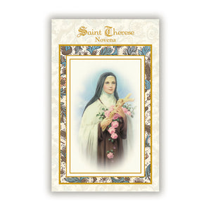 Novena Book - St. Therese