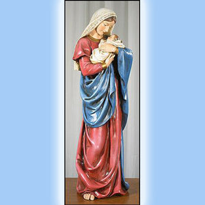 Virgin Mary - Mother's Kiss Statue - 23""