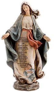 "12"" Hail Mary Figurine"