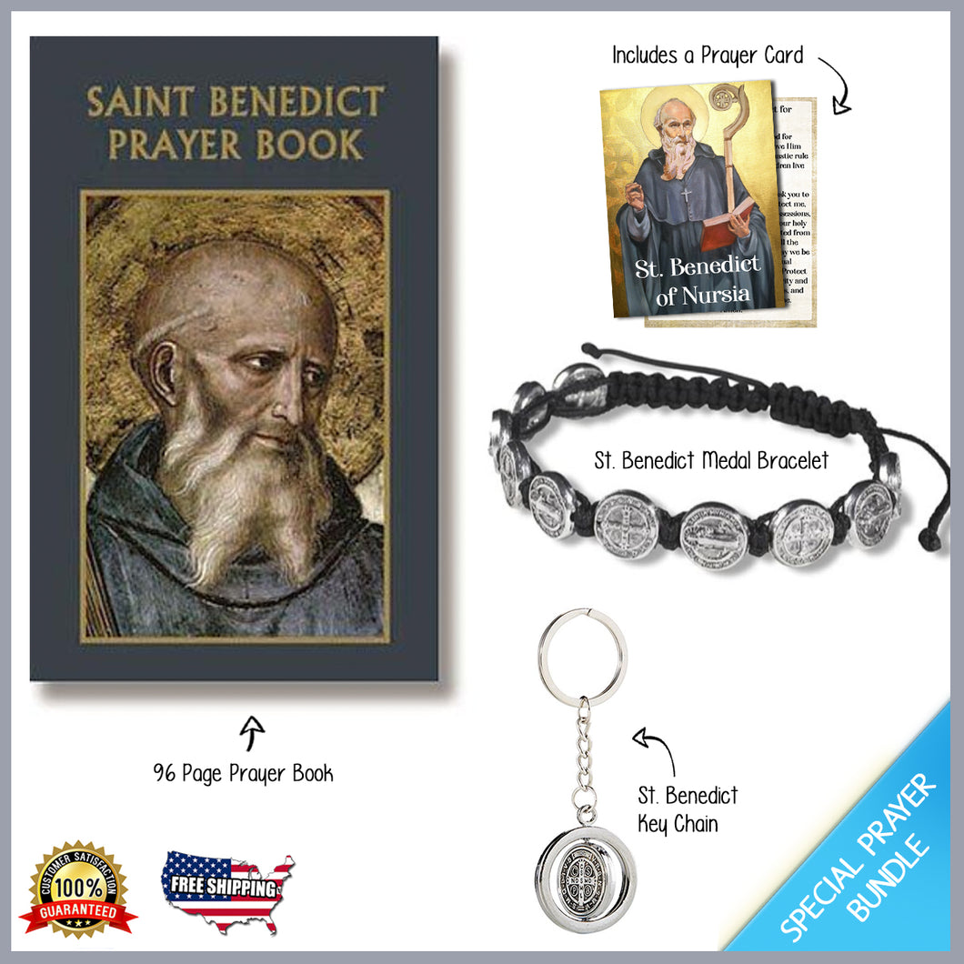 St. Benedict Special Prayer Bundle