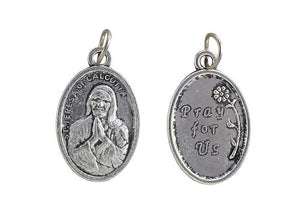 St. Teresa of Calcutta Devotional Medal