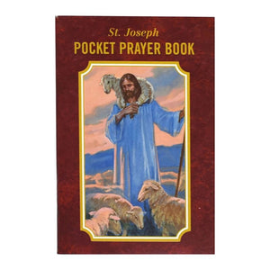 St Joseph Pocket Prayer Book