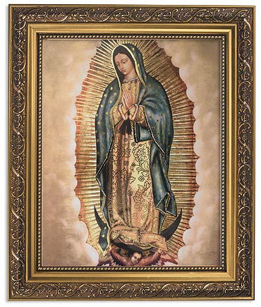 Our Lady of Guadalupe Frame