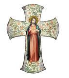 "10"" Marco Sevelli Cross - Sacred Heart"