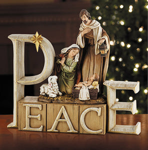 Peace Nativity