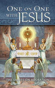 One on One with Jesus Prayer Book