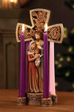 Holy Family Advent Wreath
