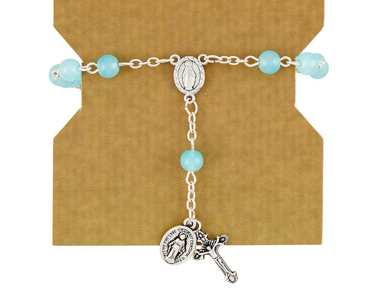Miraculous Rosary Bracelet (50% OFF)