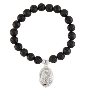 Saint Michael/Guardian Angel Bracelet