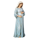 "8"" Mary Mother Of God Figurine"