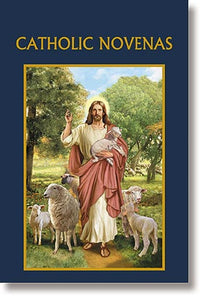 Catholic Novenas Prayer Book
