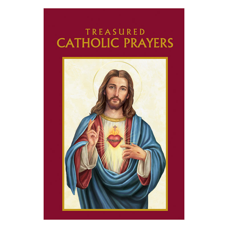 Treasured Catholic Prayer Book
