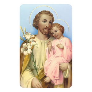 St. Joseph Rosary with Case