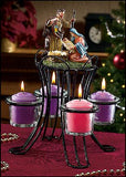Advent Votive Candle Set