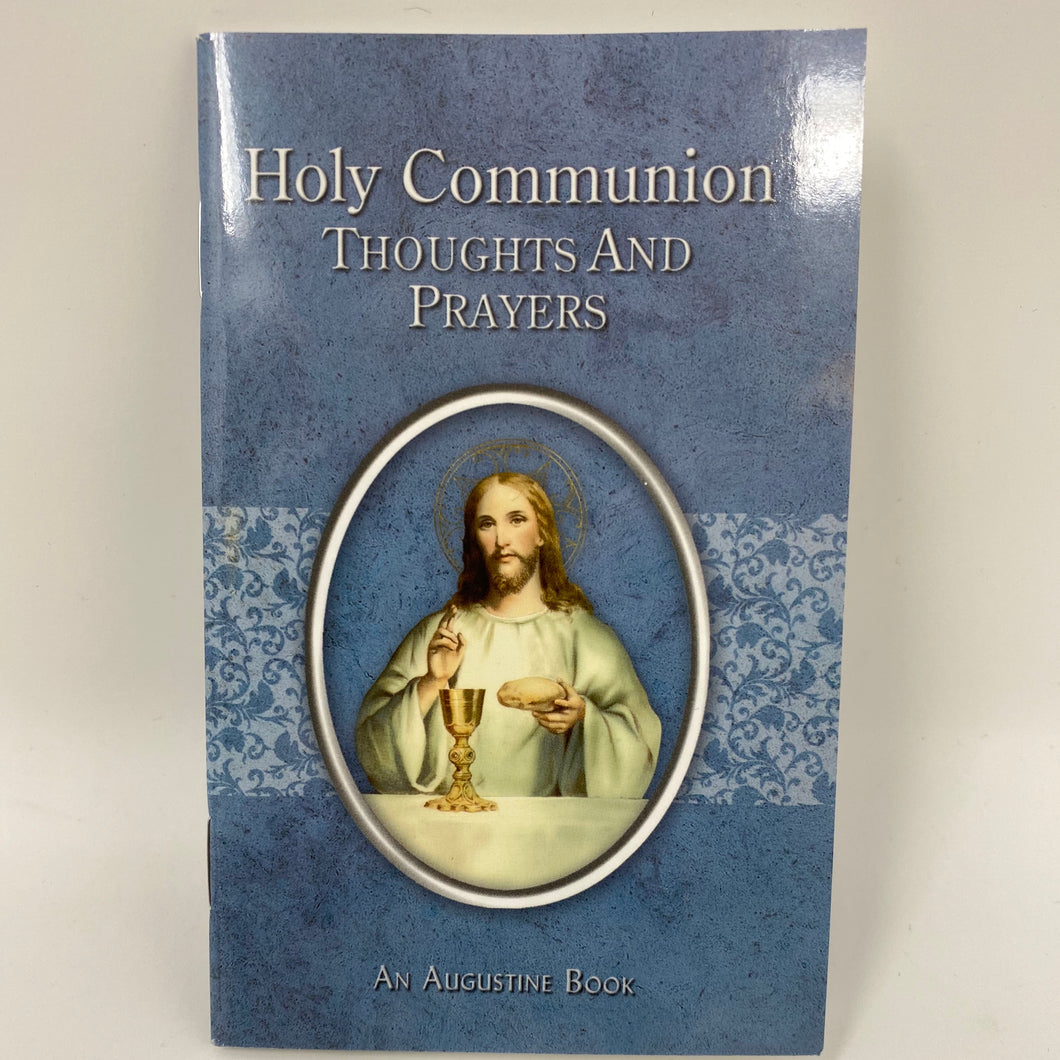 Holy Communion - Thoughts and Prayers Book