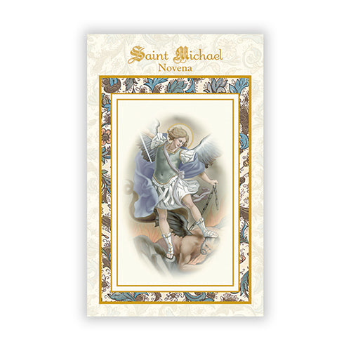 St. Michael Novena Book