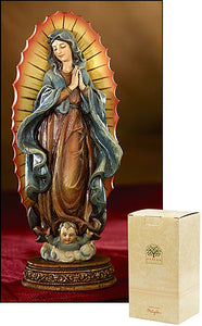 "6"" Our Lady Of Guadalupe Statue"