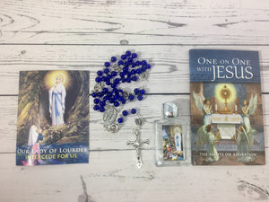 Our Lady of Lourdes Prayer Package