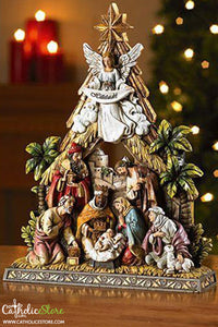 "10.5"" Nativity Figurine"