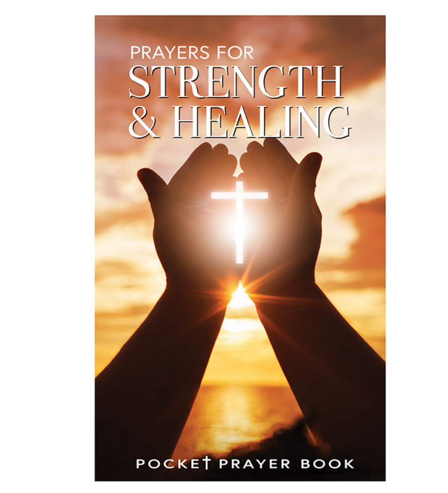 Pocket Prayers - Prayers for Strength and Healing