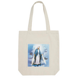 Our Lady of Grace Tote Bag with Pocket