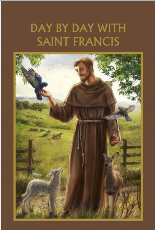Prayer Book - Day by Day with St. Francis