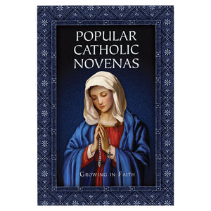 Popular Catholic Novenas - Paperback