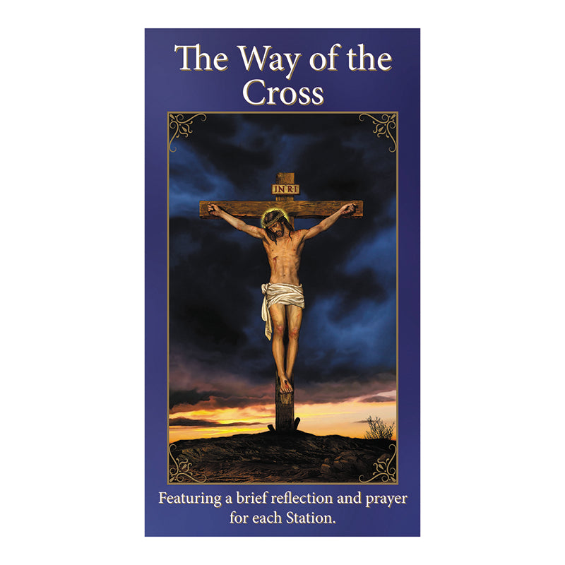 The Way of the Cross Pamphlet
