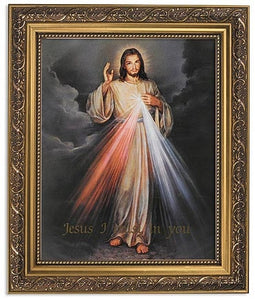 The Divine Mercy Picture Frame