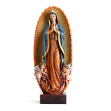 "23.5"" Our Lady Of Guadalupe Statue"