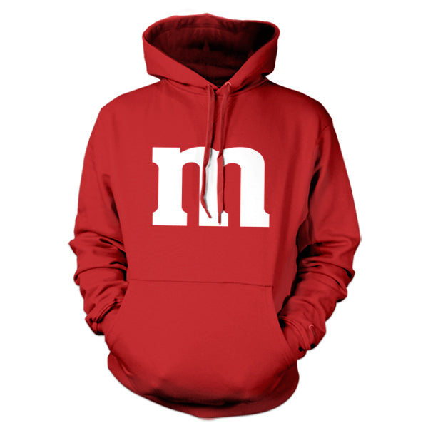 M&M Costume Hoodie - FiveFingerTees