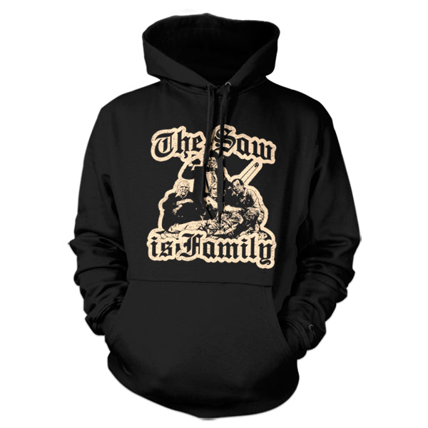 The Saw Is Family Hoodie - FiveFingerTees