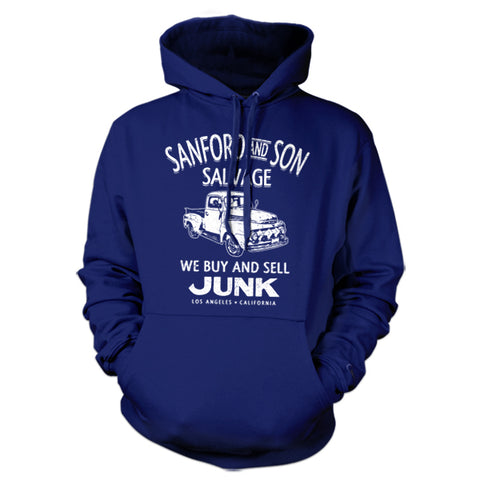 Sanford And Son Salvage Hoodie - FiveFingerTees