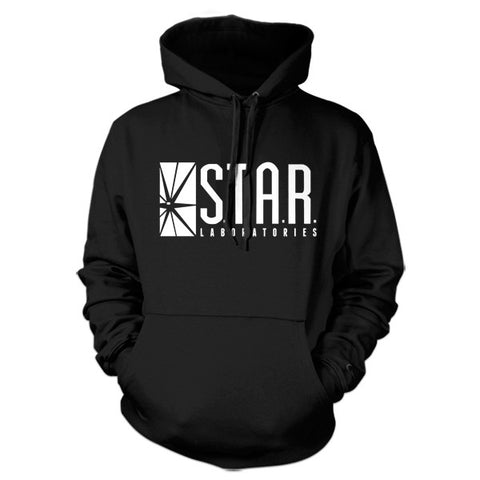 STAR Laboratories Hoodie - FiveFingerTees