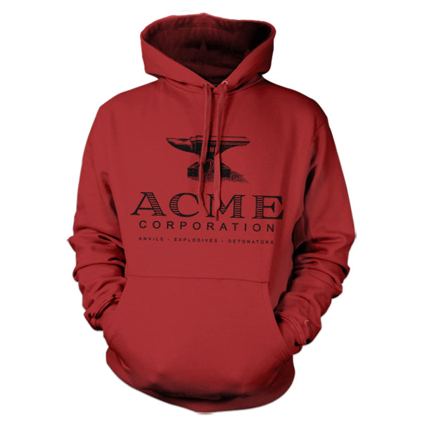 Acme Corporation Hoodie - FiveFingerTees
