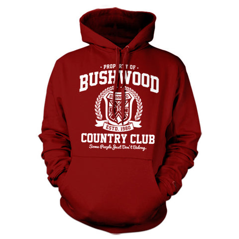 Bushwood Country Club Hoodie - FiveFingerTees
