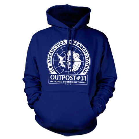 Outpost #31 Hoodie