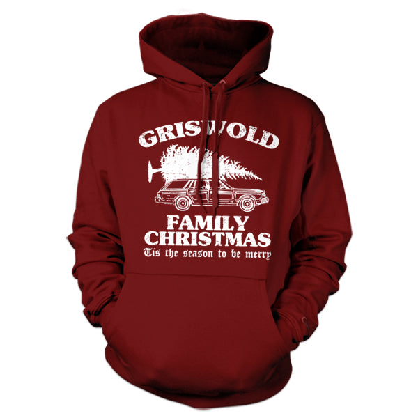 Griswold Family Christmas Hoodie - FiveFingerTees