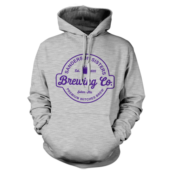 Sanderson Sisters Brewing Co. Hoodie - FiveFingerTees