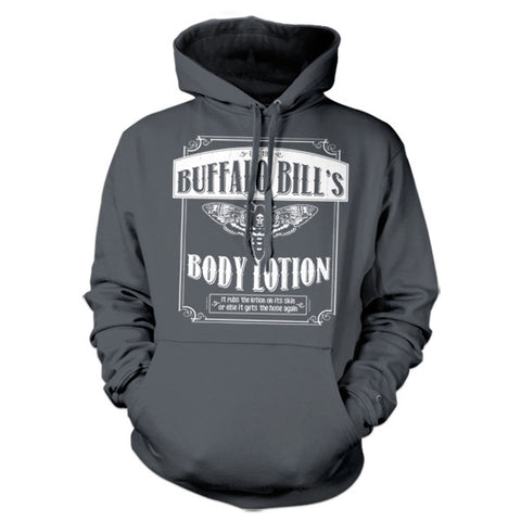 Buffalo Bill's Body Lotion Hoodie - FiveFingerTees