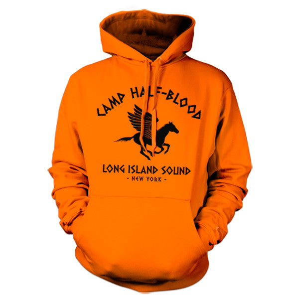 Camp Half-Blood Hoodie - FiveFingerTees