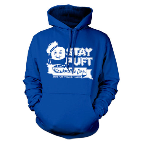 Stay Puft Marshmallow Corp. Hoodie - FiveFingerTees