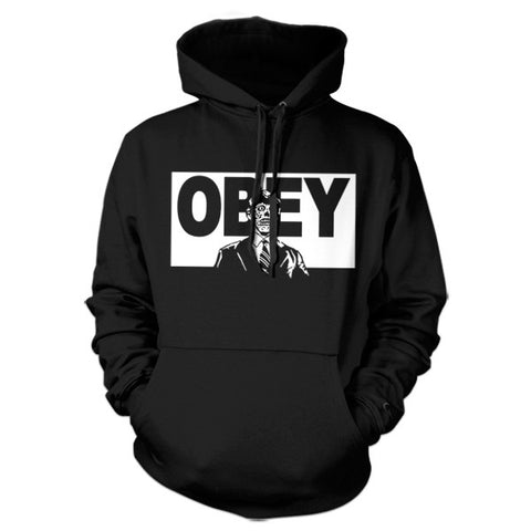 They Live Obey Hoodie - FiveFingerTees