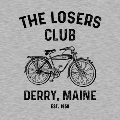 The Losers Club T-Shirt - FiveFingerTees