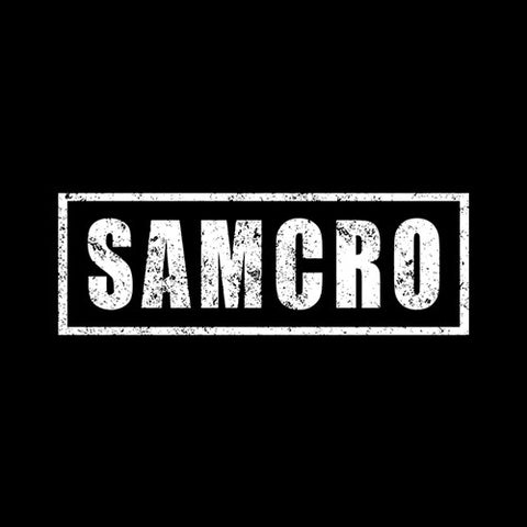 Samcro T-Shirt - FiveFingerTees