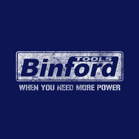 Binford Tools T-Shirt - FiveFingerTees