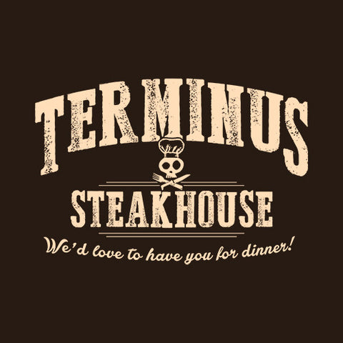 Terminus Steakhouse T-Shirt - FiveFingerTees