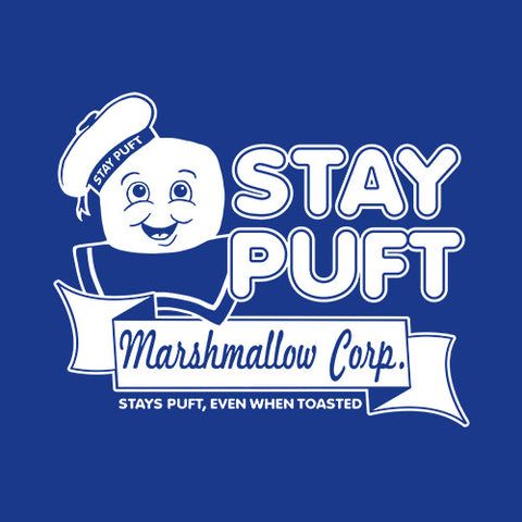 Stay Puft Marshmallow Corp. T-Shirt
