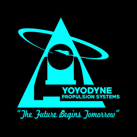 Yoyodyne Propulsion Systems T-Shirt - FiveFingerTees