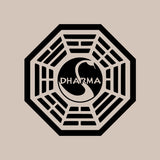 Dharma Initiative T-Shirt - FiveFingerTees